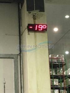 IGLO Lufttür Lösung Luftschleier Luftvorhange 2