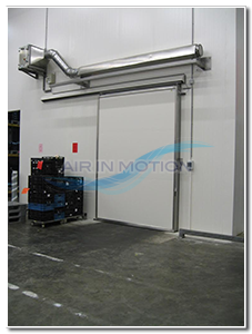cold storage air curtains maintenance free
